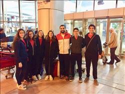 منتخب الناشئين يطير لتونس للمشاركة في البطولة العربية للريشة الطائرة