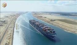 «محور السلام والرخاء» .. يستعرض مشروعات قناة السويس