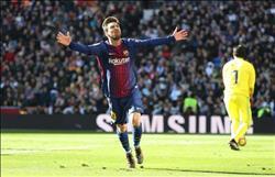 كلاسيكو الأرض  برشلونة يضرب ريال مدريد بثلاثة في الـ«برنابيو» (فيديو وصور)