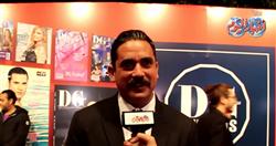 """فيديو..  أمير كرارة : سعيد بجائزة أفضل ممثل و""""كلبش"""" وش السعد"""