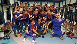 صورة| برشلونة عقب ثلاثية ريال مدريد: «فعلناها مرة أخرى»