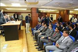 وزير التعليم العالى يعقد اجتماعه الأول مع الاتحادات الطلابية
