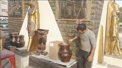 أيام «صعبة» لصناعة الأواني الفخارية بالفيوم