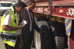 الأشقر يتفقد الخدمات المرورية والأمنية على الطريق السريعة