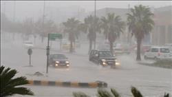 طقس بارد وأمطار غزيرة في محافظة مطروح