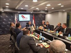 المكتب السياسي لائتلاف دعم مصر يعقد اجتماعا بمقره الجديد