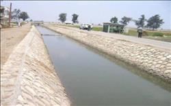 الري: تنفذ مشروعات مائية في نطاق الإدارة العامة بالغربية