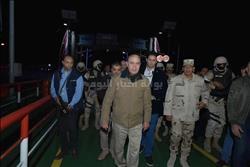 مميش : مصر قادرة على مواجهة الإرهاب بالتنمية