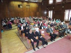 انعقاد المؤتمر العلمي الأول لقسم الجلدية والتناسلية بمستشفى هيئة الشرطة بمدينة