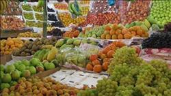تباين أسعار الفاكهة في سوق العبور الثلاثاء 26 ديسمبر