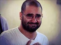 6 فبراير الحكم فى طعن علاء عبد الفتاح