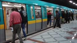 """المترو: المتسبب في إيقاف حركة الخط الثالث """"شركة مقاولات"""".. وعودة الحركة بعد ساعتين"""
