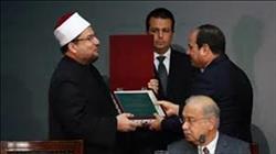 وزير الأوقاف عقب لقاء الرئيس: 100 منزل هدية وقافلة دعوية شهرية لأهالي حلايب وشلاتين