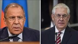 لافروف يبحث مع تيلرسون الأوضاع في سوريا ومؤتمر سوتشي