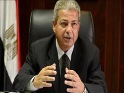 وزير الرياضة: نبحث سبل سفر الجماهير المصرية إلي روسيا «فيديو»