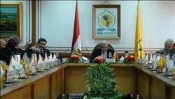 مجلس جامعة المنيا يعلن رعاية «الرئيس السيسى» لإسبوع متحدى الإعاقة