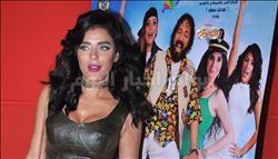"""هبة السيسى: فيلم «حليمو» كله مجاملات.. والرقابة حذف لي مشهد بـ""""البكيني"""""""