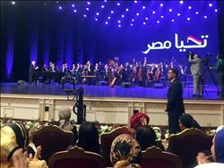 بالصور| عمر خيرت يتألق في حفل «تحيا مصر» لصالح أهالي«بئر العبد» بسيناء