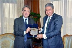 وزير الطيران يبحث التعاون مع الاتحاد الدولي للنقل الجوي