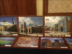 العناني يحتفل مع سفير أوزباكستان بمرور 25 عاماً على العلاقات بين البلدين