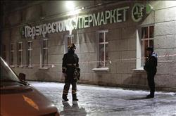 الشرطة الروسية تكشف تفاصيل انفجار سان بطرسبرج