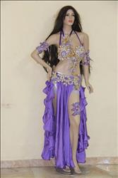 """فيديو وصور.. """"رحلة صناعة بدلة الرقص"""".. والمنتج المصرى يغزو الأسواق العالمية"""