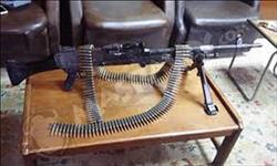 ضبط 64 قطعة سلاح ناري بينها 3 مدافع «جرينوف» بأسيوط