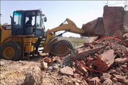 محافظ الفيوم يقود حملة مكبرة لإزالة التعديات على أراضي الدولة