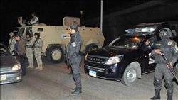 «الداخلية» تعلن إحباط هجوم إرهابي بالعريشومقتل تكفيري