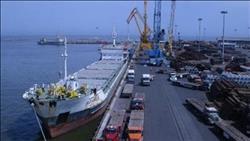 تداول ٣٠ سفينة حاويات وبضائع بموانئ بورسعيد