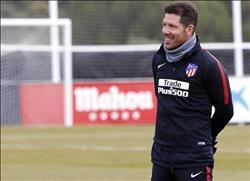 اتليتكو مدريد يعلن قائمته لمباراة الأهلي