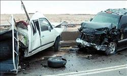 مصرع وإصابة 7 أشخاص في حادث تصادم  بالاسماعيلية