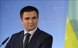 وزير خارجية أوكرانيا يدين الهجوم الإرهابي على كنيسة حلوان