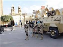 فيديو.. استعدادات الجيش والشرطة لتأمين احتفالات أعياد الميلاد