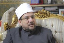 وزير الأوقاف يطالب بتشريع يحيل المعتدين على دور العبادة للمحاكمات العسكرية