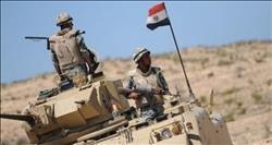 تصفية 5 عناصر مسلحة.. وتدمير عدد من البؤر الارهابية جنوب العريش
