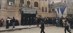 عزاء شهداء «مارمينا» بكنيسة العذراء مساء اليوم