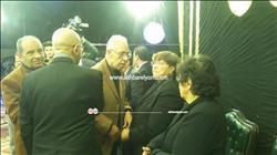 سياسيون ونواب يشاركون في عزاء صلاح عيسى بمسجد عمر مكرم |فيديو