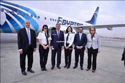 في 2017.. «المرأة».. واجهة «وزارة الطيران» للمستقبل