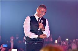 بث مباشر.. حفل عمرو دياب في دبي