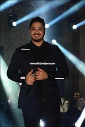 بالصور| مصطفى حجاج وأمينة يشعلان حفل النيل ريتز