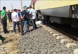 مصرع مواطن أسفل عجلات قطار بشبرا الخيمة