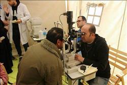 قافلة الأزهر تجري 117 عملية جراحية بمستشفى بئر العبد