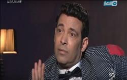 سعد الصغير يعطي ريهام سعيد «رزمة فلوس».. تعرف على السبب |فيديو