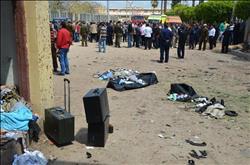 بالتفاصيل  تنفيذ حكم الإعدام على ٤ إرهابيين قتلة طلبة الكلية الحربية
