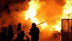 صحة الغربية: خروج 4 مصابين بحادث حريق صومعة الغلال