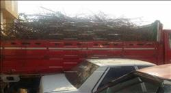 بالصور.. كشف تفاصيل حادث سرقة حديد تسليح مبنى بـ «مدينة بدر»