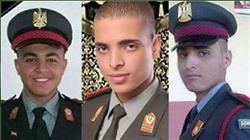 والد شهيد الكلية الحربية بكفر الشيخ: «حكم الإعدام خفف نار قلوبنا»