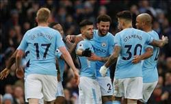 فيديو  مانشستر سيتي يفوز بثلاثية على واتفورد في الدوري الإنجليزي