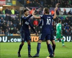 فيديو| توتنهام يفوز على سوانزي في الدوري الإنجليزي